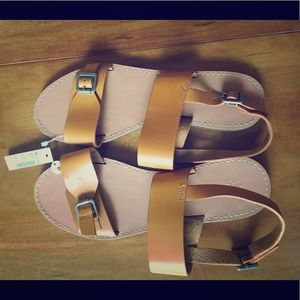 NWT! Madewell Sandals Size 9